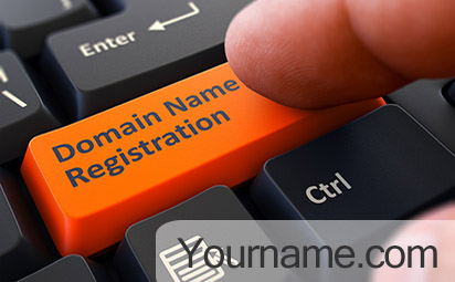 Start your domain name search here!