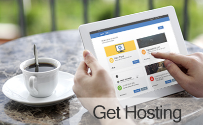 powerful web hosting solution
