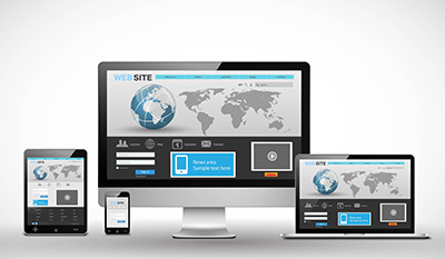 responsive web design working on different platforms