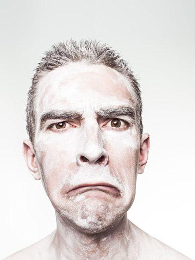 unhappy blog post reader