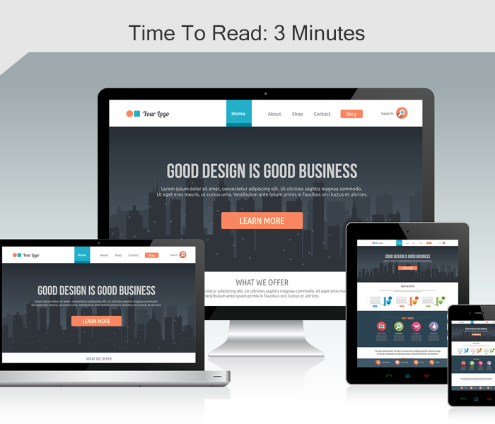 Adopt responsive web design for your business