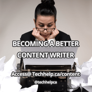 My recipe for becoming a better content writer