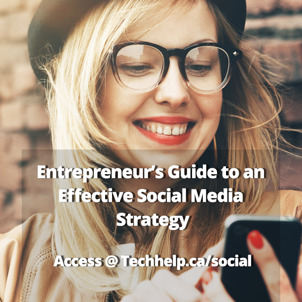 The entrepreneur guide to effective social media strategy
