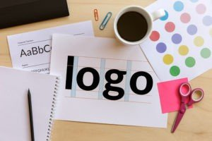 the logo is your brand identity
