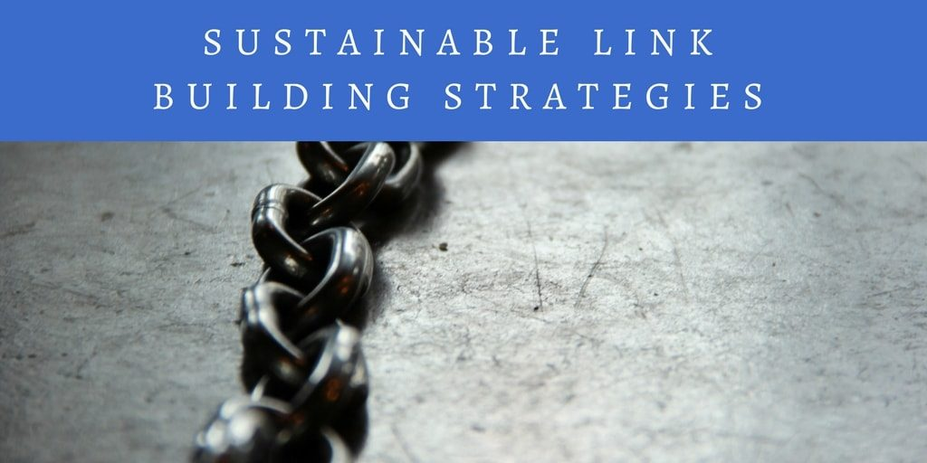 sustainable link building strategies