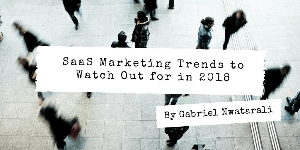 SaaS marketing trends