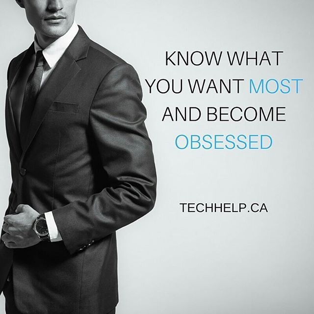 get inspired by becoming obsessed